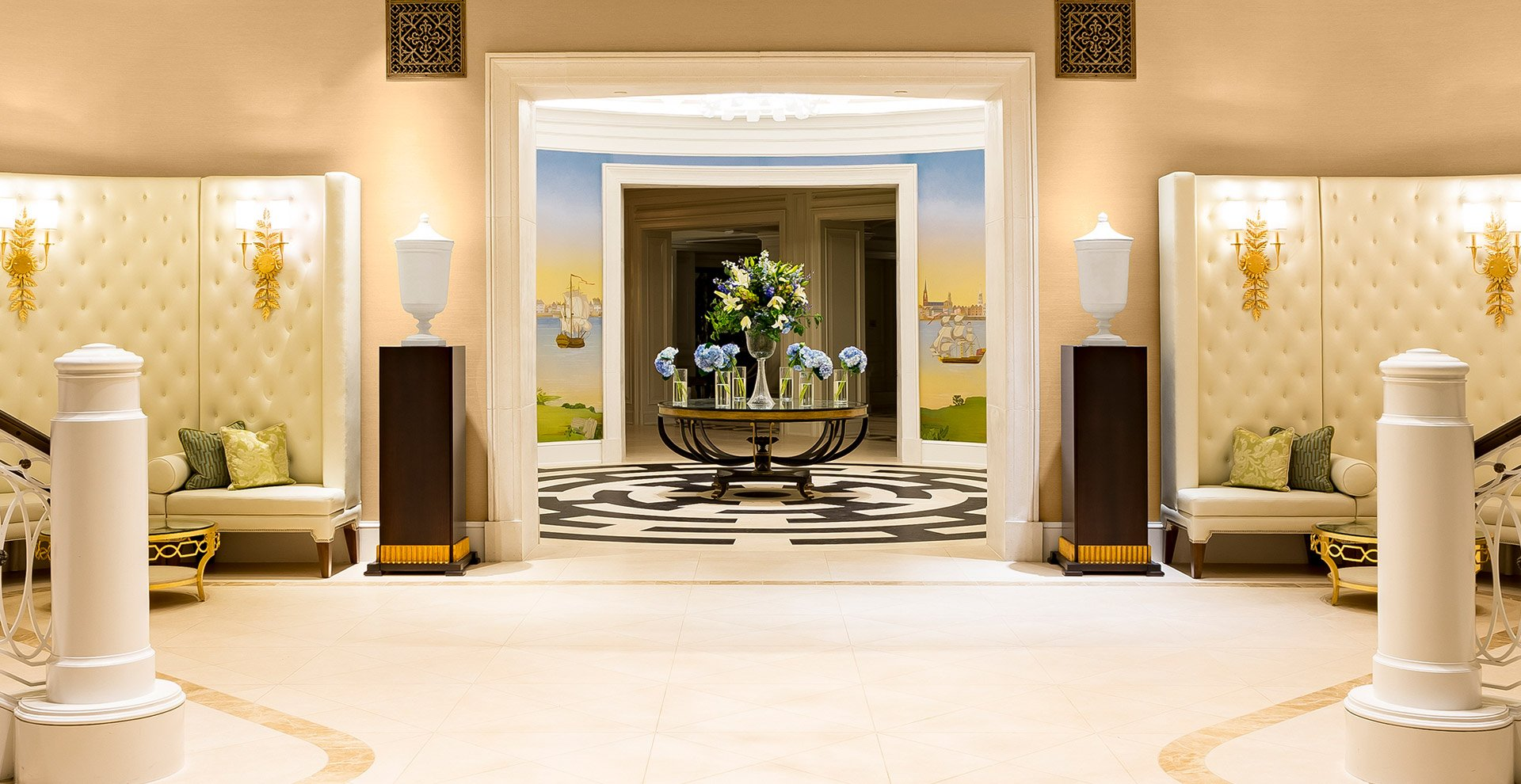 Luxury Urban Hotel Management Company Salamander Hotels Resorts